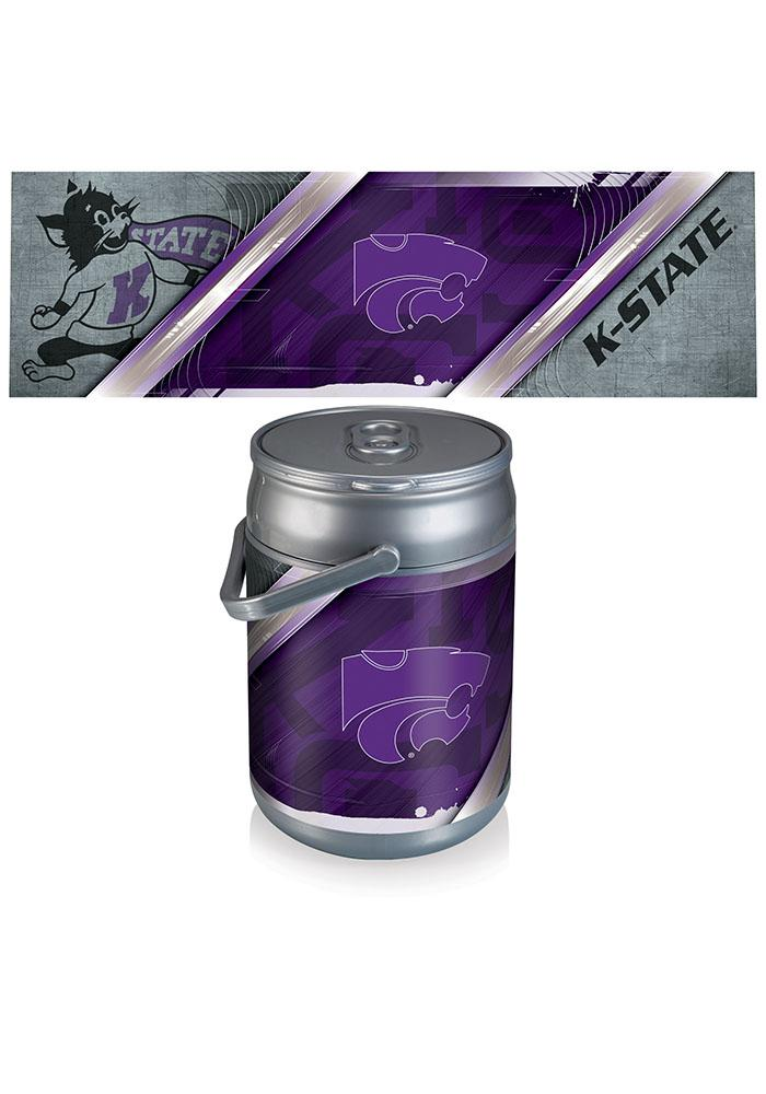 K-State Wildcats 20 x 10.5 x 14.375 Cooler - Image 1