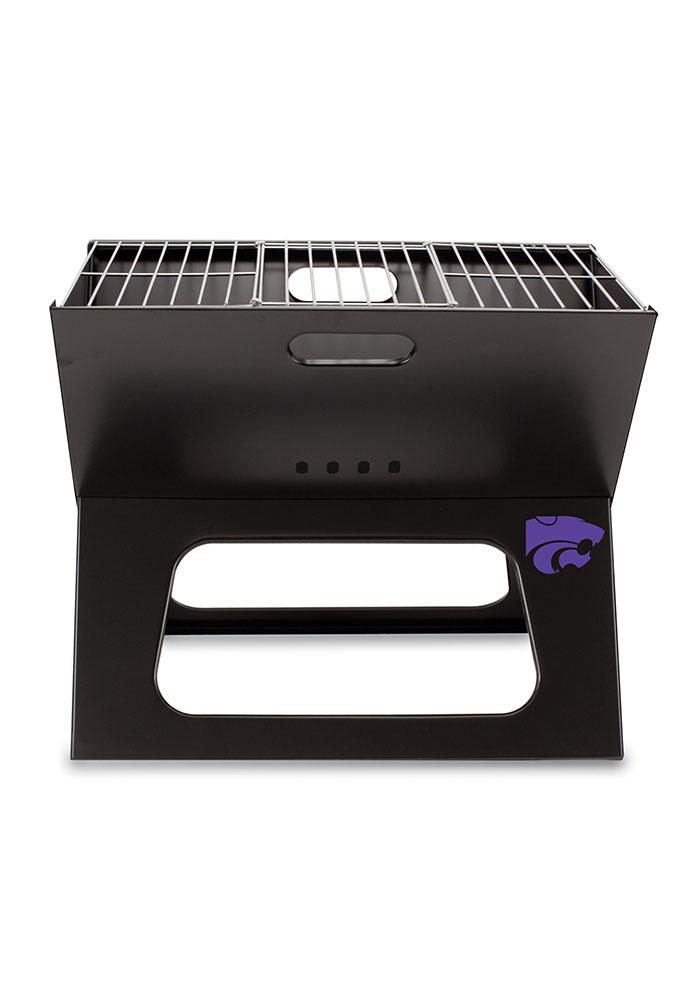 K-State Wildcats 29x22.5x2.5 X-Grill Other BBQ - Image 1
