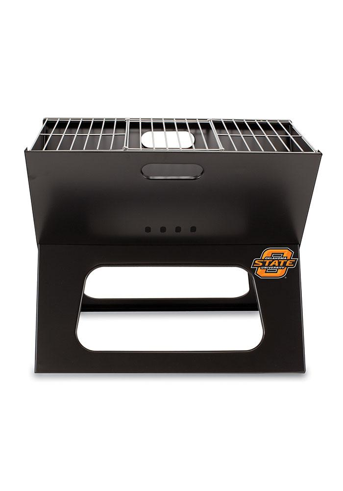 Oklahoma State Cowboys 29x22.5x2.5 X-Grill Other BBQ - Image 1