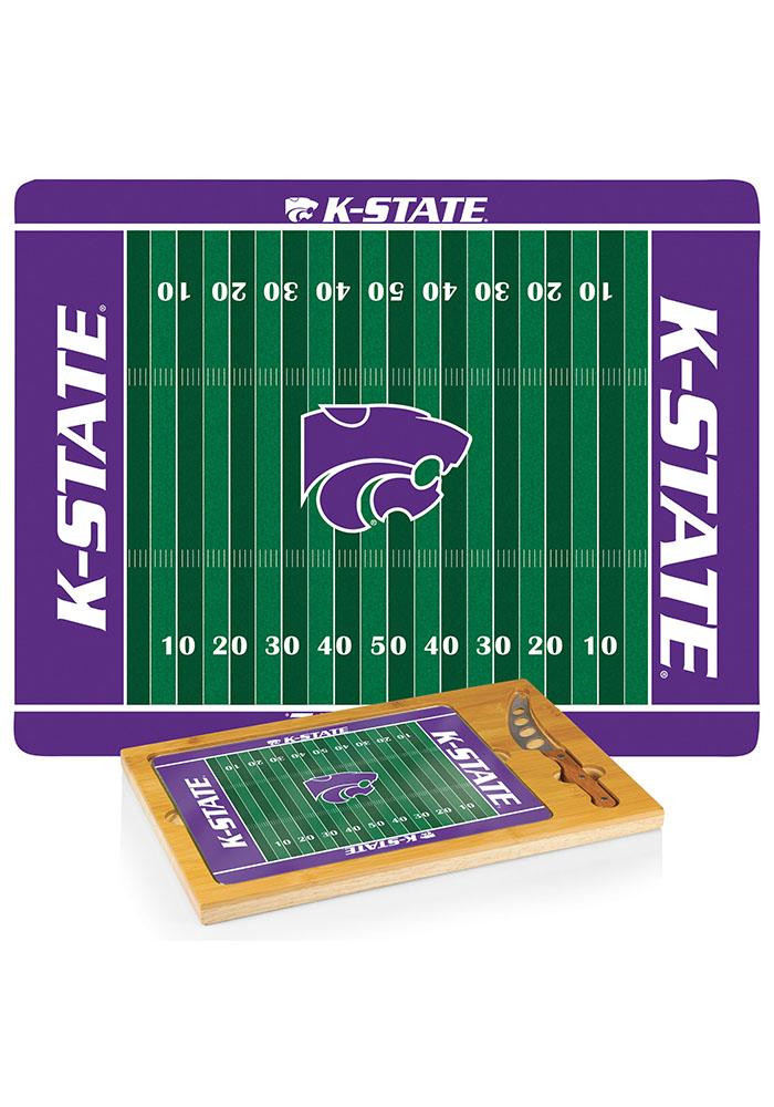 K-State Wildcats 18x13x3 Icon Cutting Board - Image 1