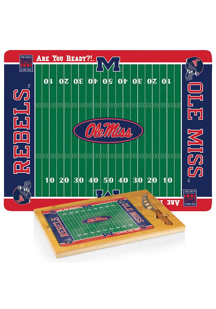 Ole Miss Rebels 18x13x3 Icon Cutting Board - Image 1
