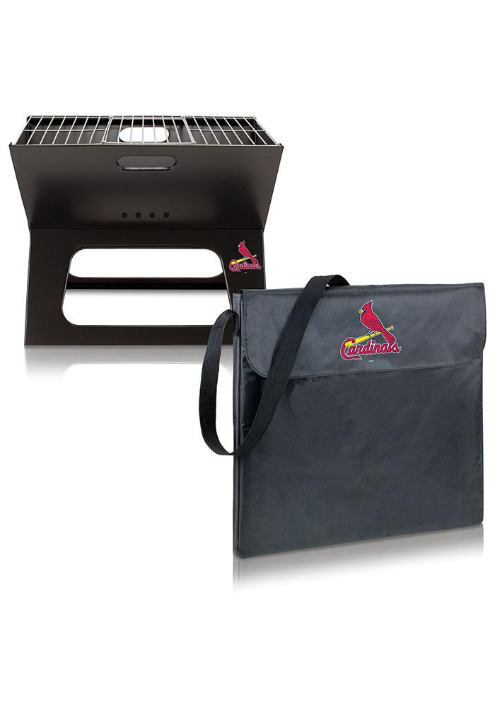 St Louis Cardinals 29x22.5x2.5 X-Grill Other BBQ - Image 1