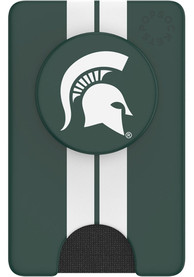 Michigan State Spartans Green Wallet PopSocket
