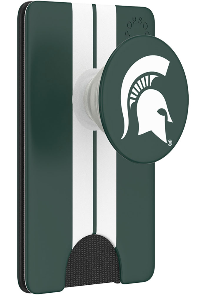 Michigan State Spartans Green Wallet PopSocket - Image 2