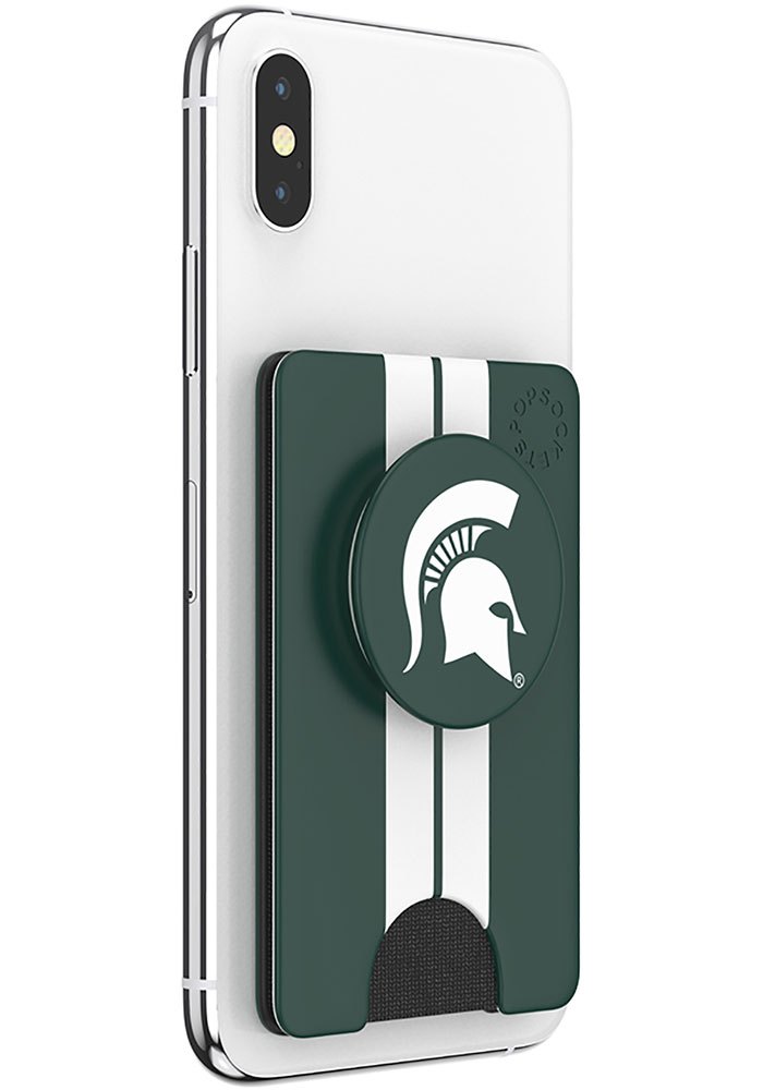 Michigan State Spartans Green Wallet PopSocket - Image 3