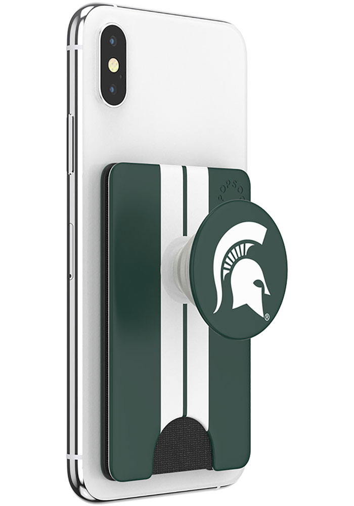 Michigan State Spartans Green Wallet PopSocket - Image 4