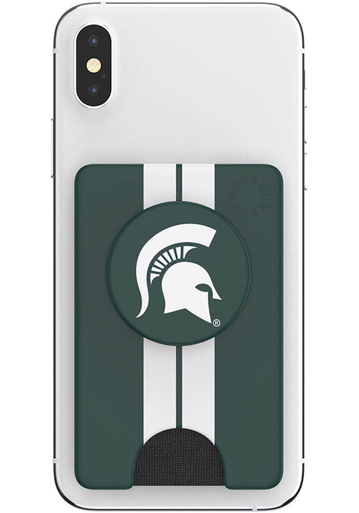Michigan State Spartans Green Wallet PopSocket - Image 5