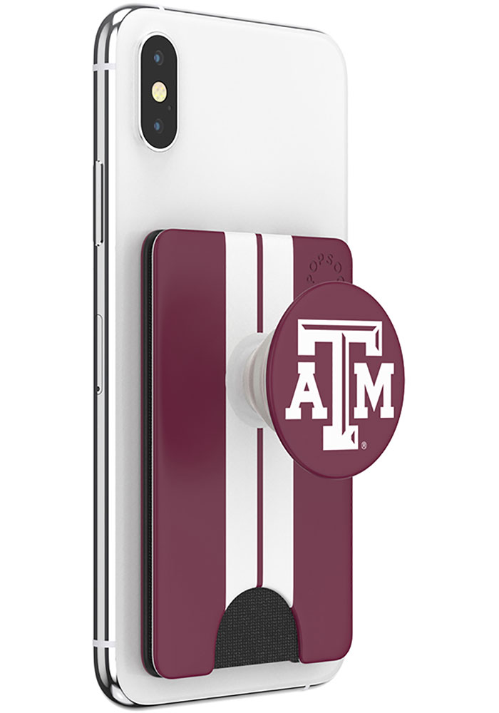 Texas A&M Aggies Maroon Wallet PopSocket - Image 2