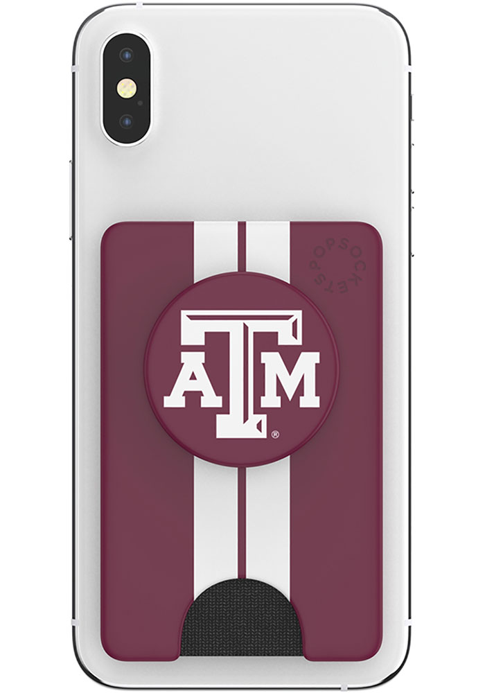 Texas A&M Aggies Maroon Wallet PopSocket - Image 4
