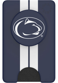 Penn State Nittany Lions Navy Blue Wallet PopSocket