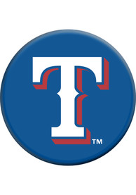 Texas Rangers Blue Team Logo PopSocket