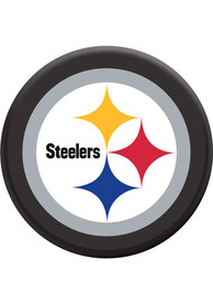 Pittsburgh Steelers Black Helmet Logo PopSocket