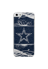 Dallas Cowboys Bling iPhone 5 Applique Phone Cover