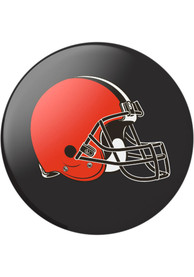 Cleveland Browns Brown Logo PopSocket