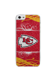 Kansas City Chiefs Bling Applique Phone Cover