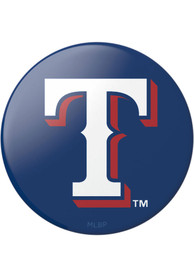 Texas Rangers Blue Logo PopSocket