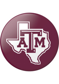 Texas A&M Aggies Red Logo PopSocket