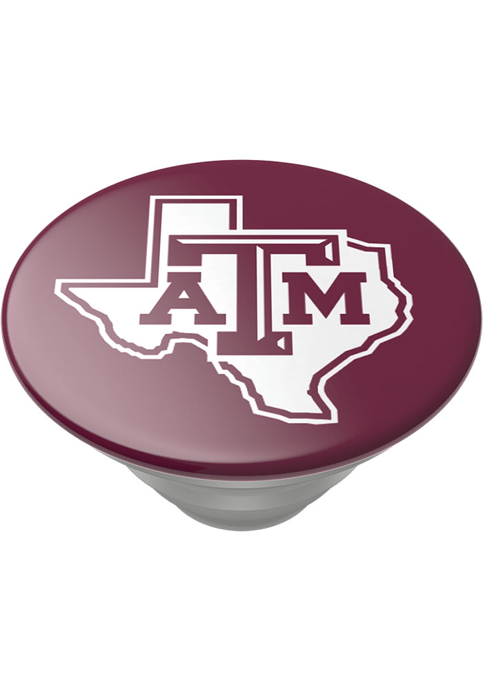 Texas A&M Aggies Red Logo PopSocket - Image 4