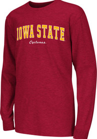 Colosseum Iowa State Cyclones Youth Cardinal Rally Loud T-Shirt