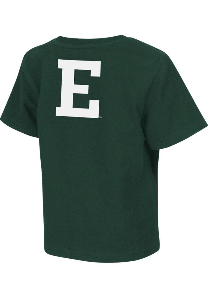 Eastern Michigan Eagles Toddler Green Rally Loud Short Sleeve T-Shirt - Image 1