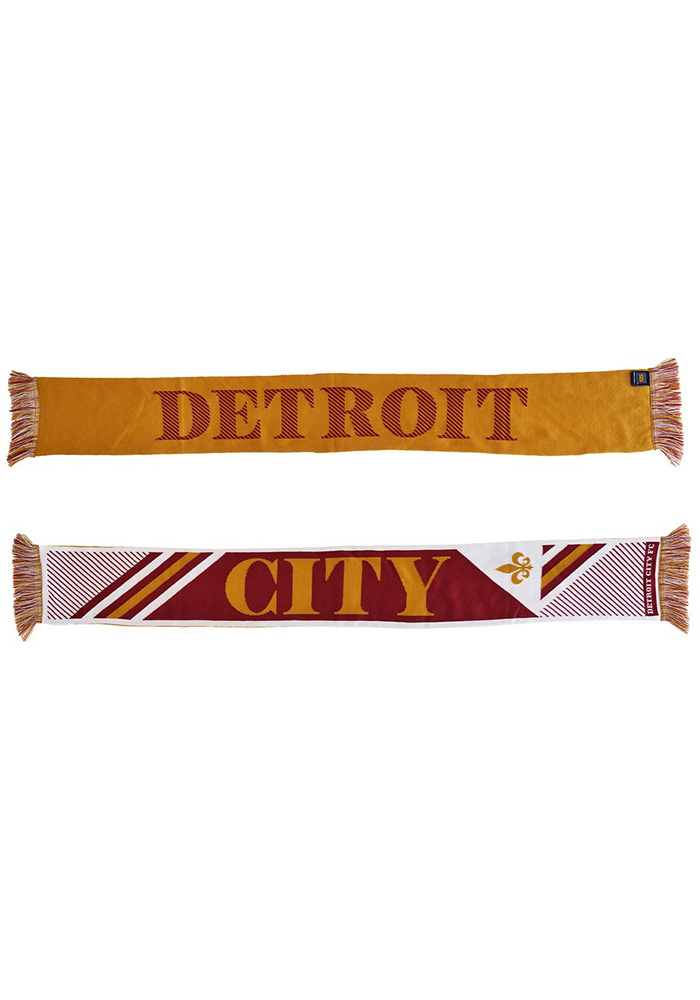 Detroit City FC Detroit City Scarf