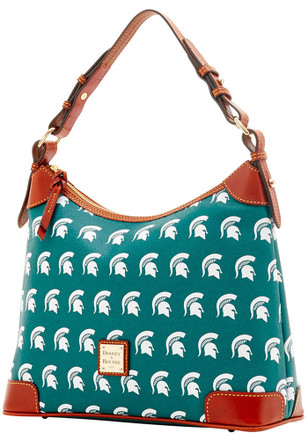 Michigan State Spartans Dooney and Bourke Womens Purse