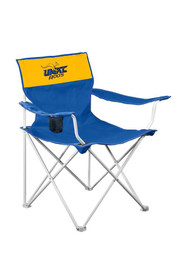 UMKC Roos TEAM COLOR Canvas Chair