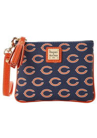 Chicago Bears Womens Dooney & Bourke Stadium Purse - Navy Blue