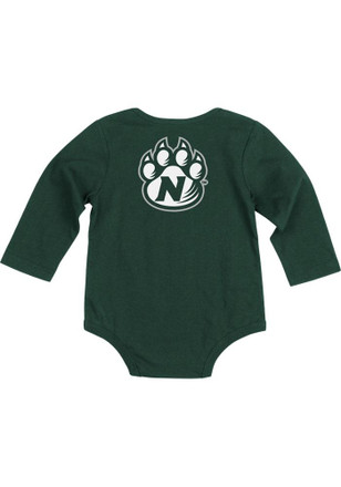 Colosseum Northwest Missouri State Bearcats Baby Green Rally Loud Creeper