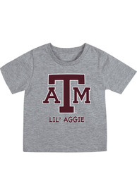 Texas A&M Aggies Infant Colosseum Youth Mark T-Shirt - Grey