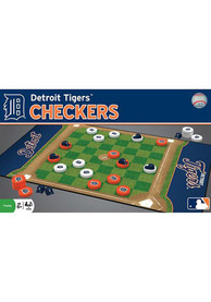 Detroit Tigers Checkers Game