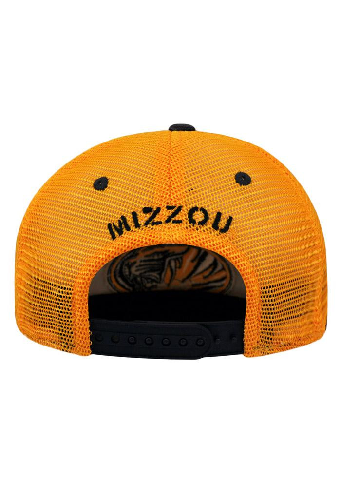 Top of the World Missouri Tigers Mens Green 8-Point 3 Tone Adjustable Hat - Image 3