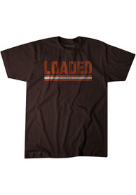 BreakingT Cleveland Brown Loaded Fashion Tee