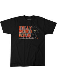 Philadelphia Flyers BreakingT Put On The Belt Fashion Player T Shirt - Black