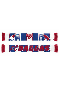 FC Dallas Adidas Authentic Draft Scarf - Red