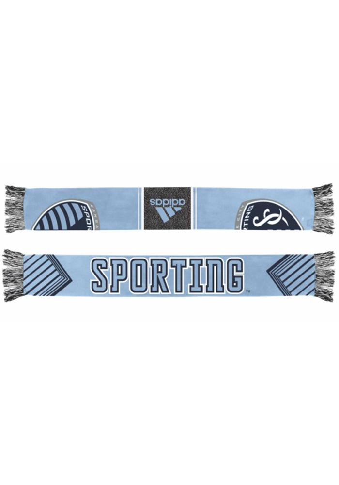 Adidas Sporting Kansas City Authentic Draft Mens Scarf - Image 1