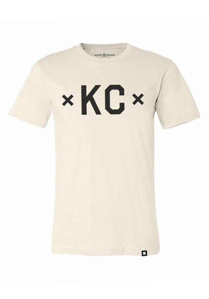 Kansas City Oatmeal KC Signature Short Sleeve Fashion T Shirt - Image 1