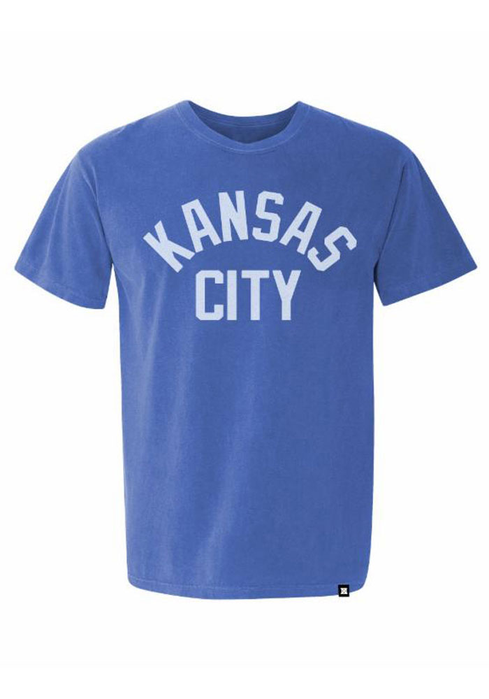 Made Mobb Kansas City Blue KC Original Short Sleeve T Shirt - Image 1