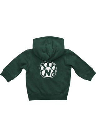 Colosseum NW Mo State Bearcats Baby green Rally Loud Full Zip Jacket