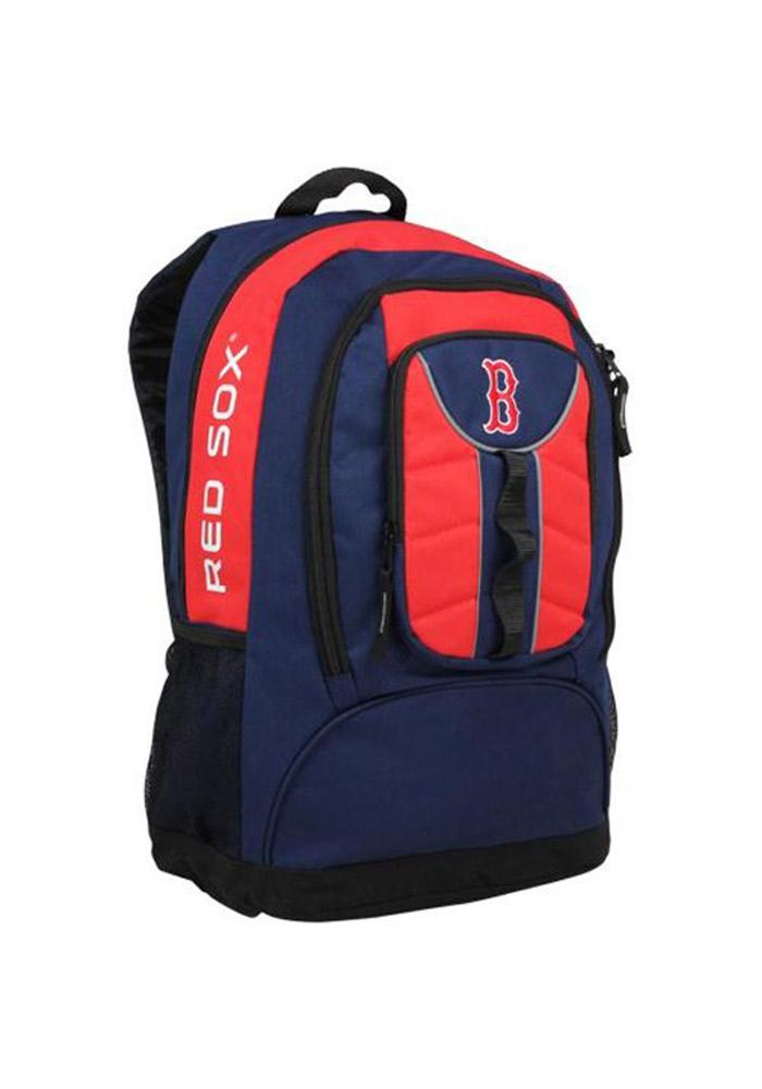 Boston Red Sox Navy Blue Colossus Backpack - Image 1