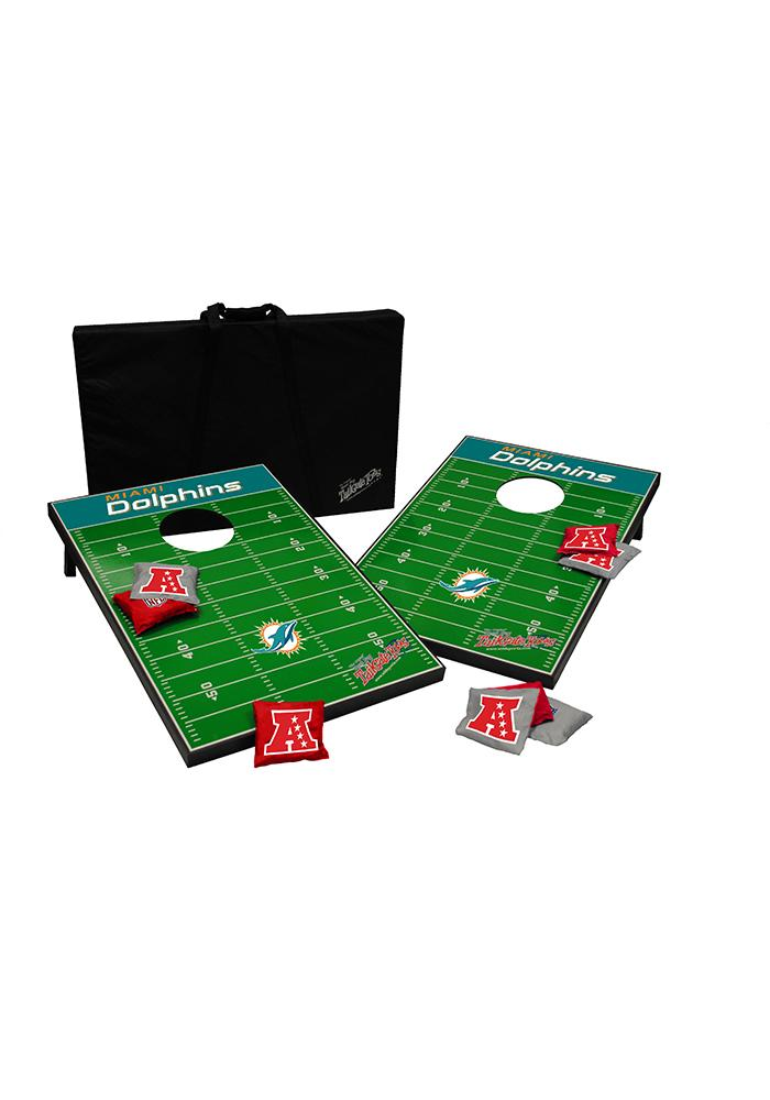 Miami Dolphins 36x24 Tailgate Game - Image 1