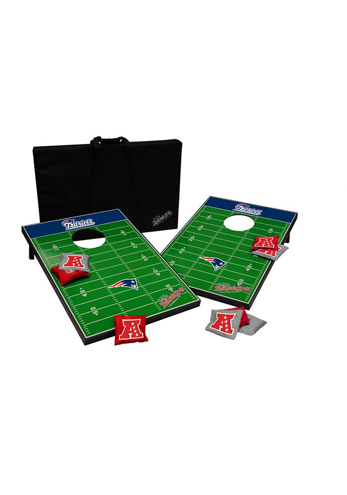New England Patriots 36x24 Tailgate Game - Image 1