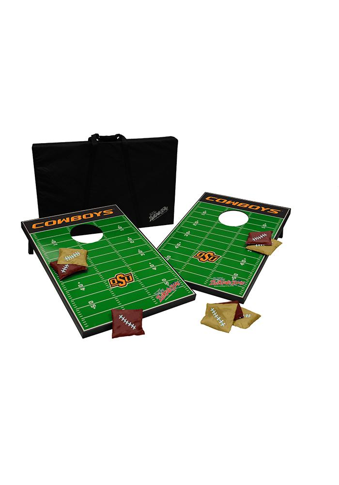 Oklahoma State Cowboys Tailgate Toss Tailgate Game - Image 1