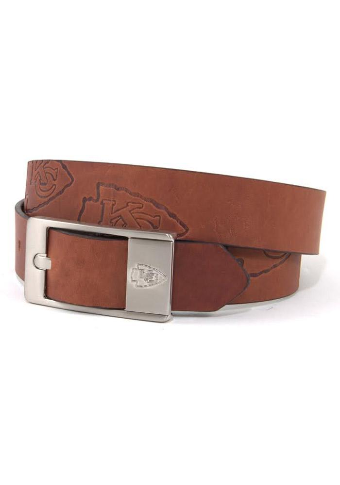 Kansas City Chiefs Brandish Mens Belt - Image 1