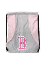 Boston Red Sox Axis String Bag - Pink