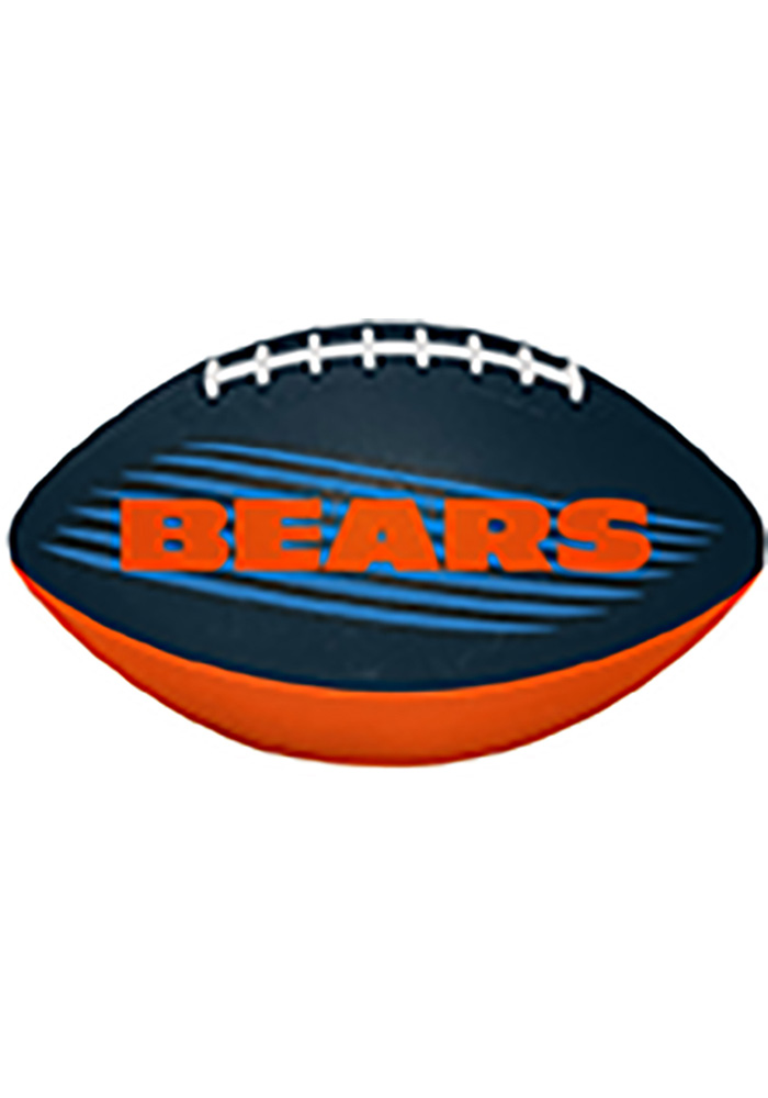 Chicago Bears Downfield Youth-Size Football - Image 2