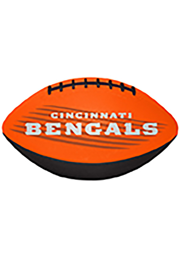 Cincinnati Bengals Downfield Youth Size Football - Image 2