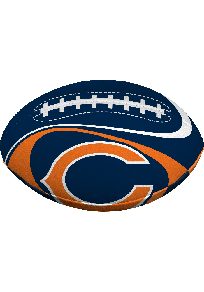 Chicago Bears Goal Line Softee Football - Image 1