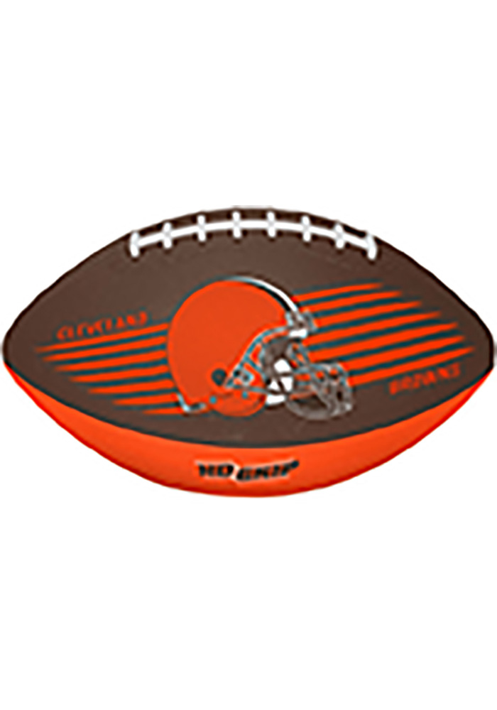 Cleveland Browns Downfield Youth-Size Football - Image 1