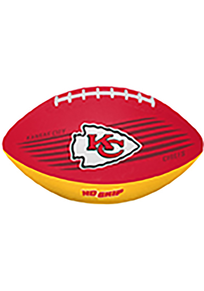 Kansas City Chiefs Downfield Youth-Size Football - Image 1